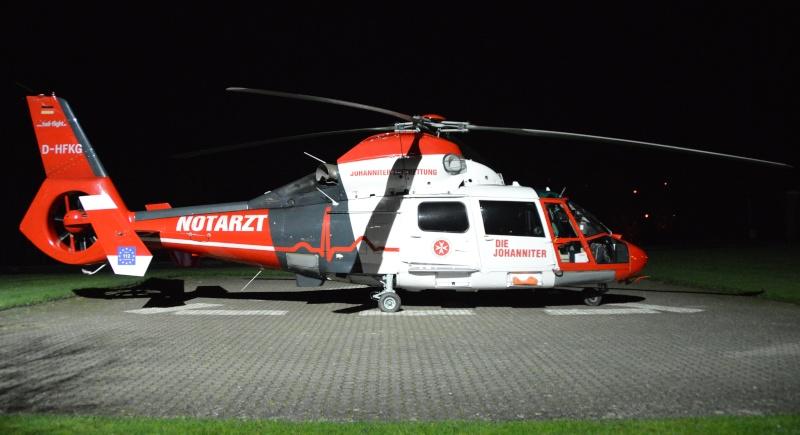Johanniter Luftrettung in Bad Ems  Dsc_0023