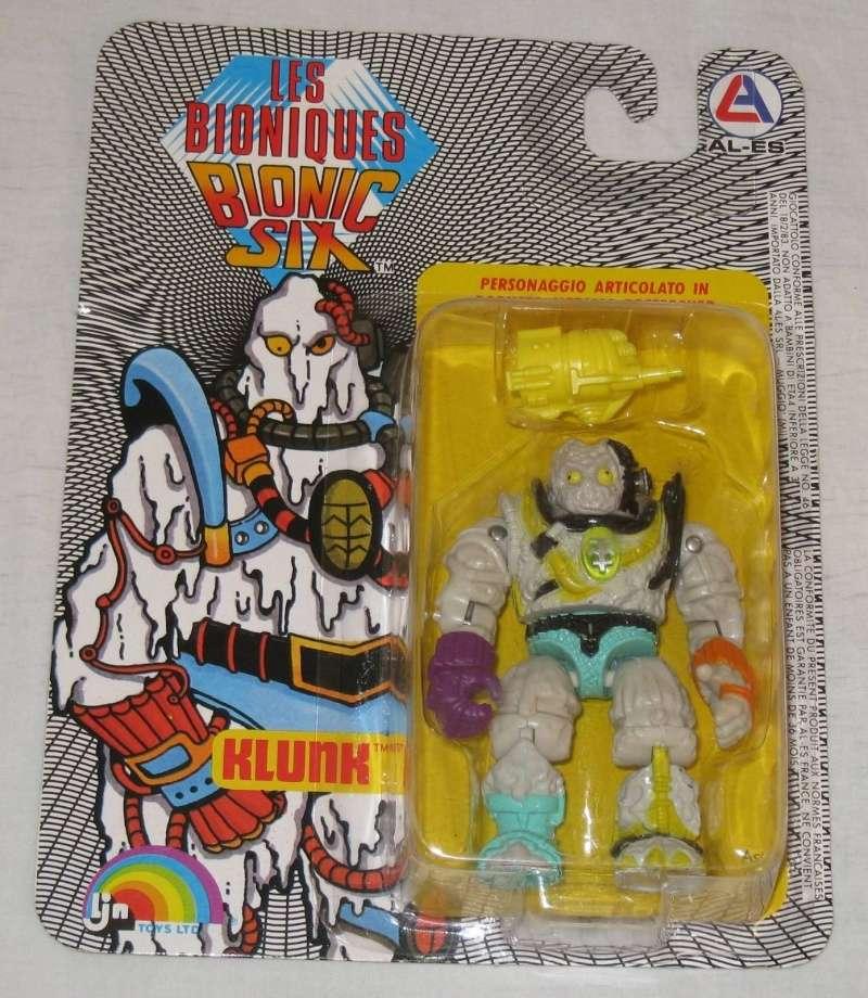 BIONIC SIX - Les 6 BIONIQUES - LJN - 1987 - Page 2 Bsklun10