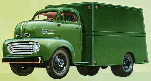 "FORD 1948 COE ""box van"" : Terminé !!!! 01d-vi10"