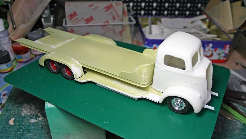 FORD 1938 COE hauler de DENNY OLSON : terminé Img_6419