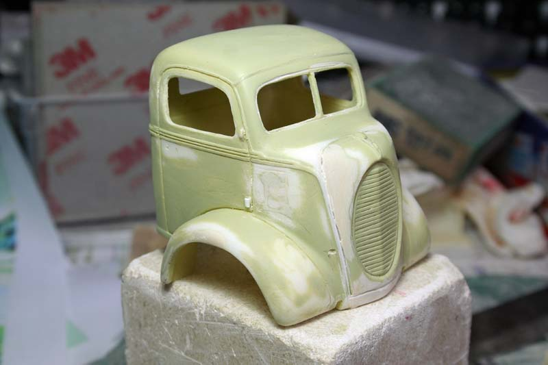 FORD 1938 COE hauler de DENNY OLSON : terminé Img_7711