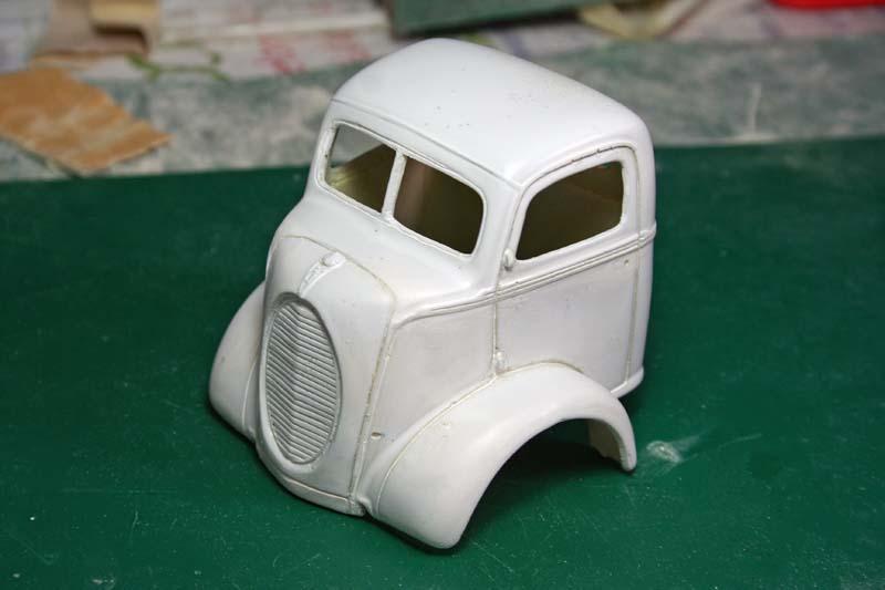 FORD 1938 COE hauler de DENNY OLSON : terminé Img_7811