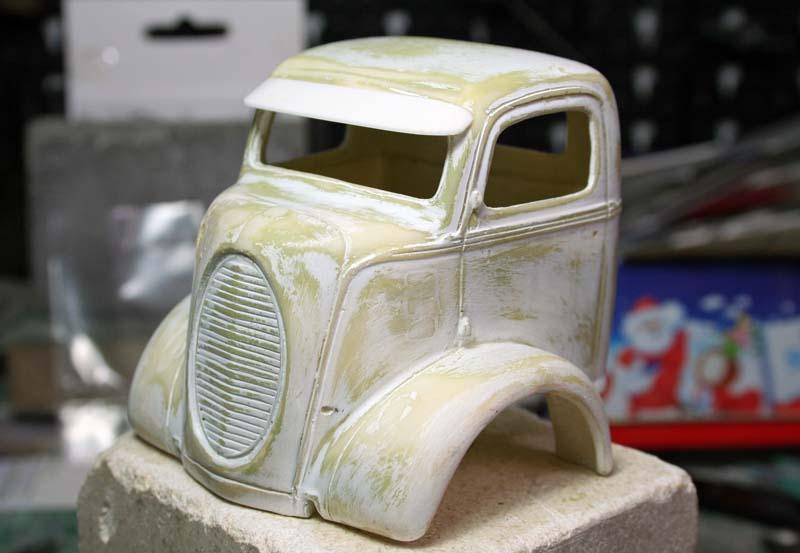 FORD 1938 COE hauler de DENNY OLSON : terminé Img_8012