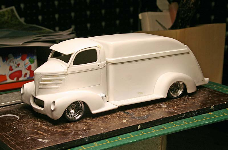 "Willys COE 'ice delivery"" custom : TERMINE !!!!! - Page 3 Img_8811"