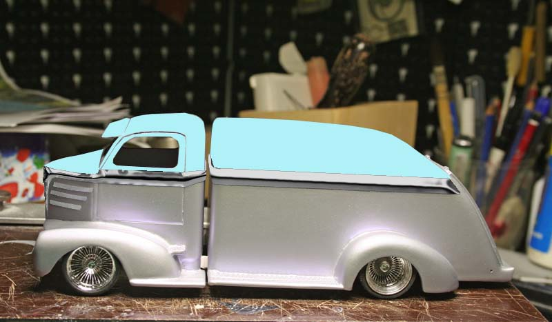"Willys COE 'ice delivery"" custom : TERMINE !!!!! - Page 3 Img_8820"