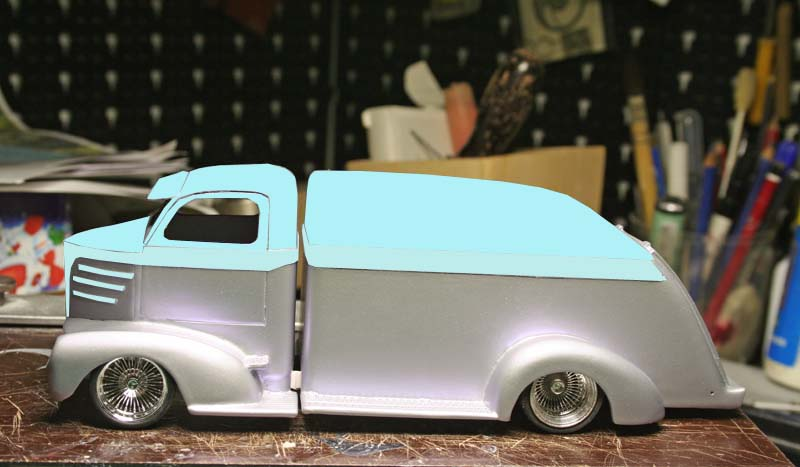 "Willys COE 'ice delivery"" custom : TERMINE !!!!! - Page 3 Img_8824"
