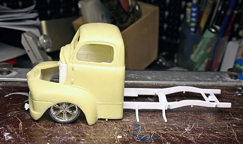 FORD 1951 COE dépanneuse custom : Terminé !!!!! Img_8828