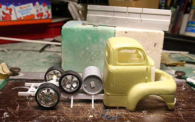 FORD 1951 COE dépanneuse custom : Terminé !!!!! Img_8831