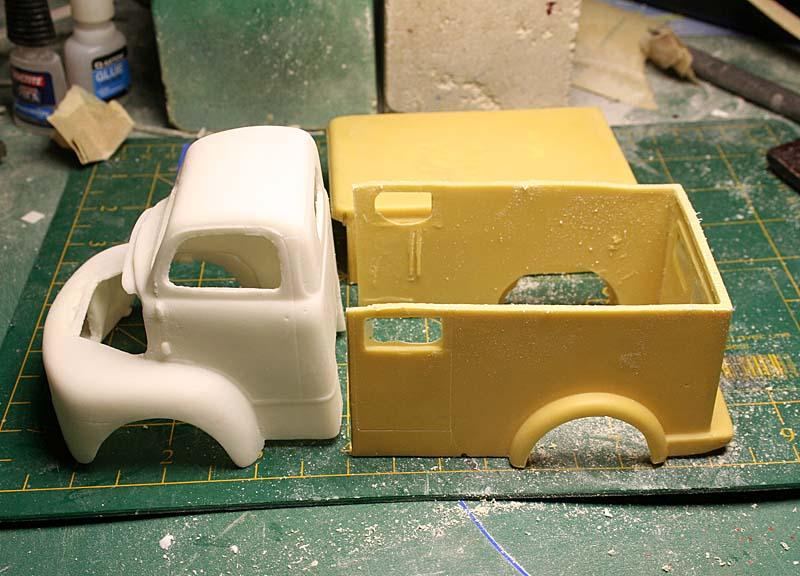 """FORD 1948 COE """"box van"""" : Terminé !!!! Img_8838"""