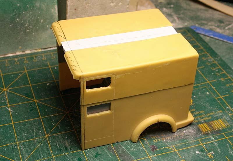 """FORD 1948 COE """"box van"""" : Terminé !!!! Img_8845"""