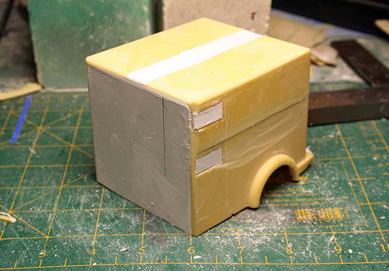 """FORD 1948 COE """"box van"""" : Terminé !!!! Img_8846"""