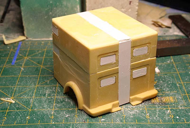 """FORD 1948 COE """"box van"""" : Terminé !!!! Img_8847"""