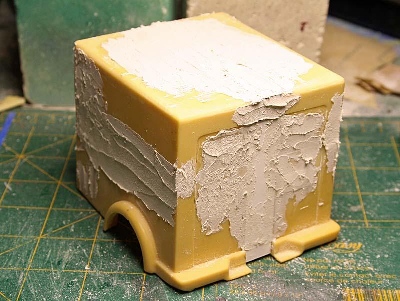 """FORD 1948 COE """"box van"""" : Terminé !!!! Img_8849"""
