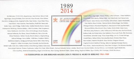 25 Jahre Fall der Berliner Mauer  Bild110