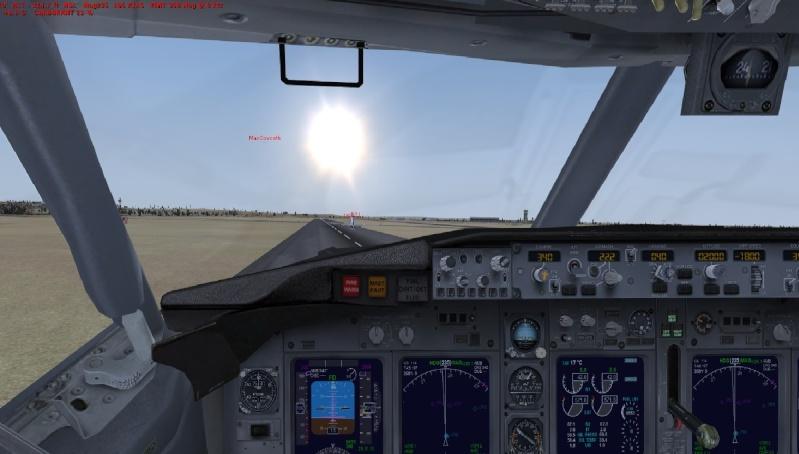 rapport du vol en formation en  737 de LEMD -----LFBG Sans_t11