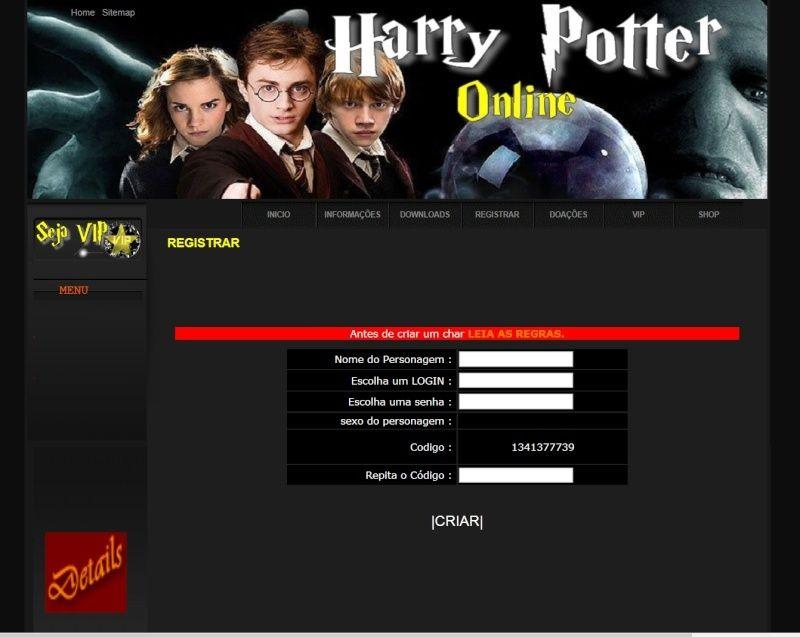 Harry Potter Online Harryp12