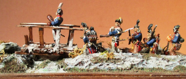 grenadiers  Von Losthing.Regt Winning .28 MM Photo_11