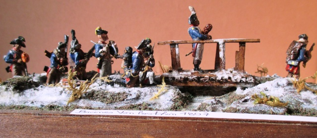 grenadiers  Von Losthing.Regt Winning .28 MM Photo_13