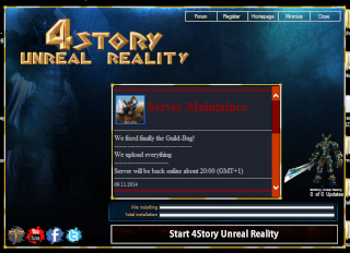 Unreal Reality Update #5 Launch10