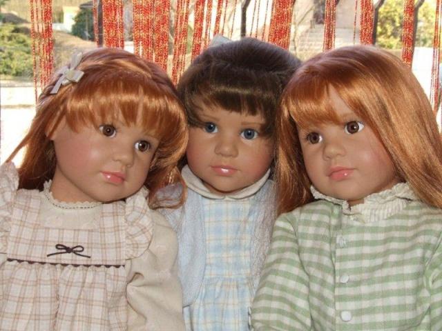 Lia et Jamie: mes poupées Ruby Red Galleria Maman_10