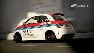 FIAT 500 RALLY GAME Nuvya510