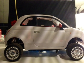 FIAT 500 RALLY GAME Photo_15
