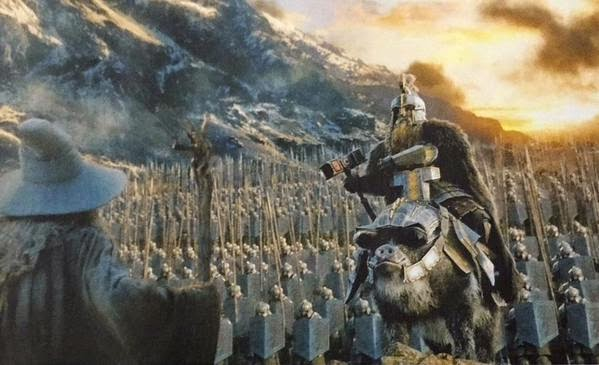 Le Seigneur des Anneaux / The Hobbit #3 New_2513
