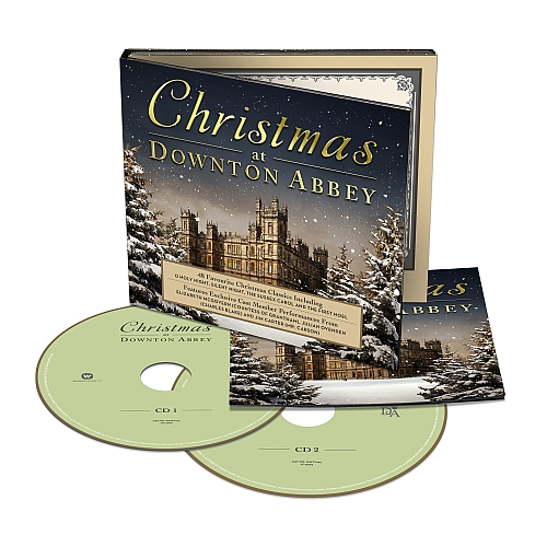 L'album musical Christmas at Downton Abbey Ppbs3-11