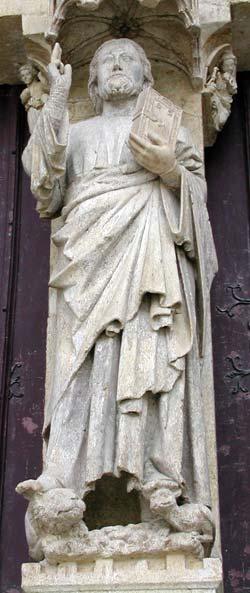 @VendrediEtMoi #VendrediEtMoi #CommunityManager : La #légende du #beau #Dieu de la #cathédrale d' #Amiens Bd10