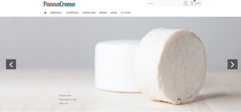 Forza Italia (les produits de rasage italien) - Page 2 Pannac10
