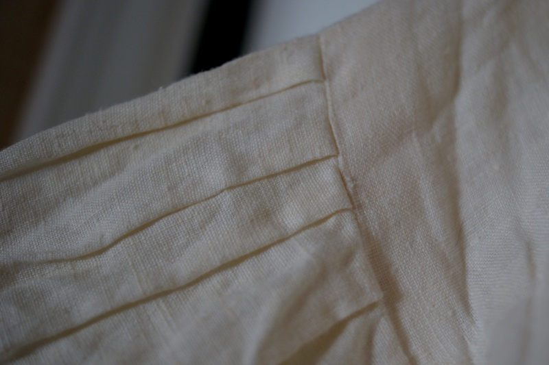 Shirt Fabric/Tassel Suggestions? Should10