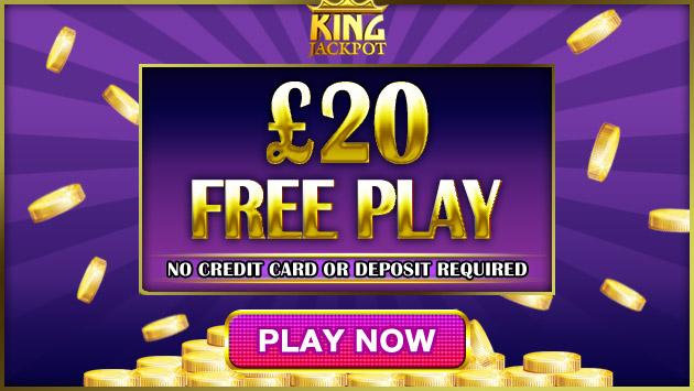King Jackpot free bonus