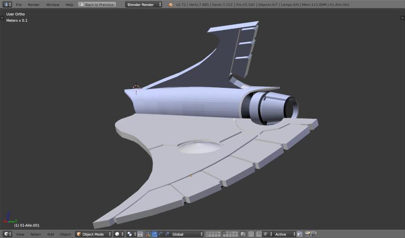 Projets 3D pour impression Chasse12