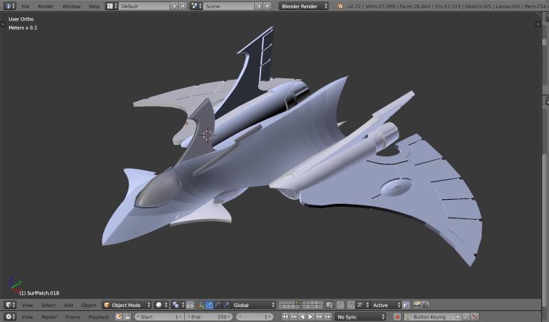 Projets 3D pour impression Chasse14