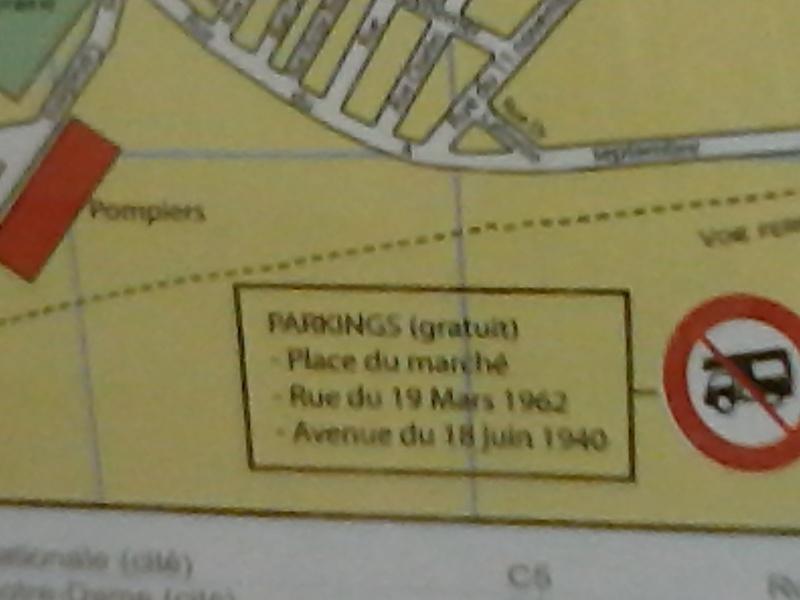 SOMME (80) Mers les Bains Ne pas faire d'achats dans cette ville  02910