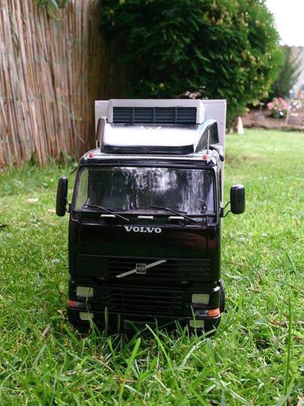 Mein erstes Modell: Italeri Volvo Reefer Truck 510