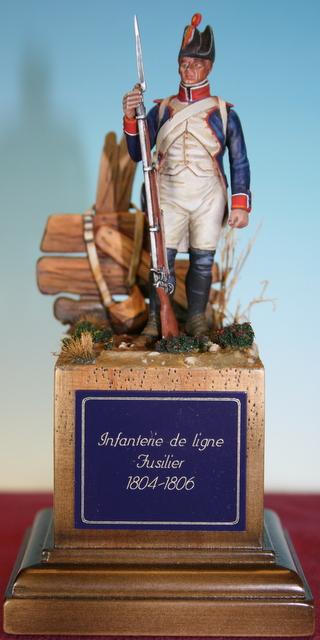 Infanterie de ligne: fusilier en 1805 Img_4610