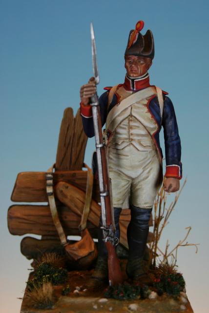 Infanterie de ligne: fusilier en 1805 Img_4611
