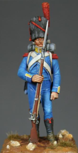 Carabinier Du 2 eme Regiment etranger Isembourg 1806  Img_4910