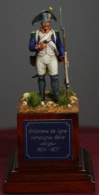 Infanterie de ligne: voltigeur en 1806 Img_5512