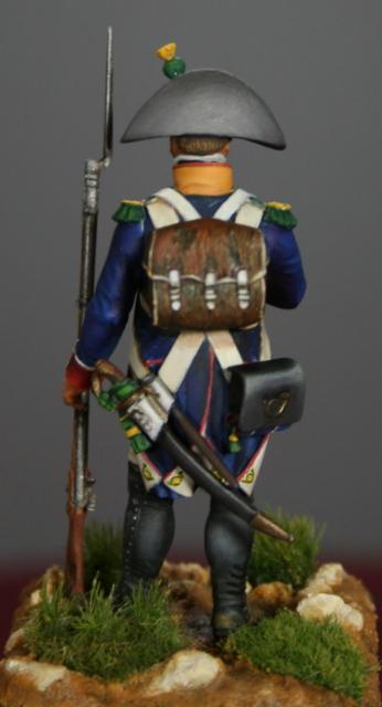 Infanterie de ligne: voltigeur en 1806 Img_5515