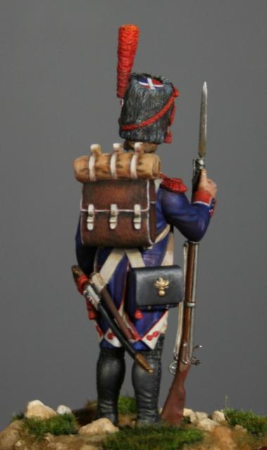 Infanterie de ligne: grenadier en 1808. Img_5518
