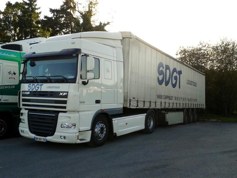 SDGT Logistique (Carpiquet 14) 2014-130