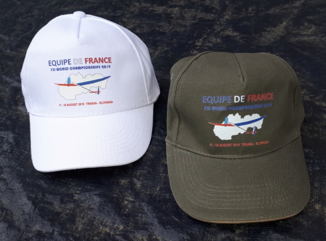 Boutique Equipe de France F5J 2019 Casque15