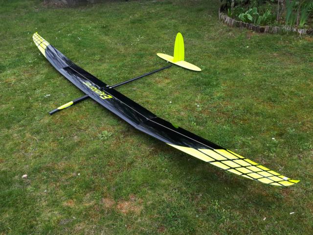 VENDU: Explorer 4m Big Flaps neuf Xp210