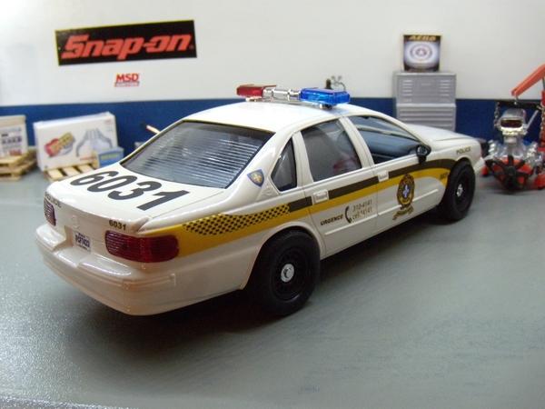 IMPALA 1996 Sureté du Quebec Dscn2512