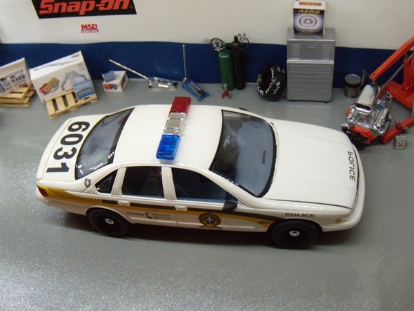 IMPALA 1996 Sureté du Quebec Dscn2515