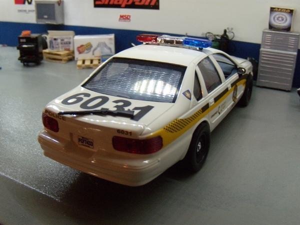IMPALA 1996 Sureté du Quebec Dscn2516