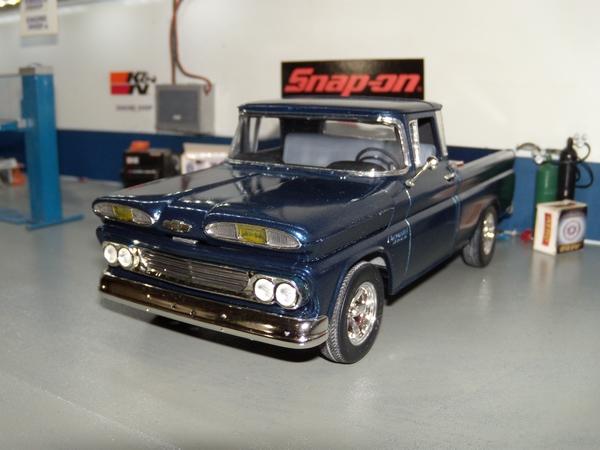 Chevrolet Fletside 1960 Dscn2518