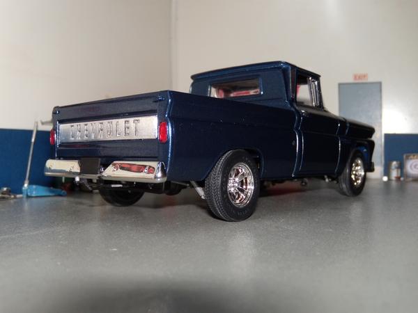 Chevrolet Fletside 1960 Dscn2519
